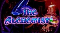 Игровые автоматы Онлайн игровой автоматический прибор The Alchemist