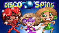 Игровые автоматы Онлайн игровой автоматическое устройство Disco Spins