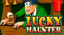 Игровые автоматы Игровой автоматическое устройство Lucky Haunter – играть бесплатно