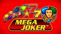 Игровые автоматы Онлайн игровой механизм Mega joker (Мега Джокер)