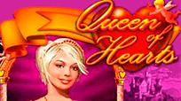 Игровые автоматы Игровой устройство Queen of Hearts