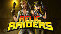 Игровые автоматы Игровой умная голова Relic Raiders играть без участия регистрации