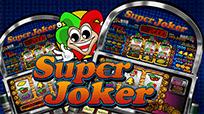 Игровые автоматы Игровой слот Super Joker играть помимо регистрации