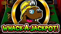 Игровые автоматы Игровой орудие Whack a Jackpot помимо регистрации