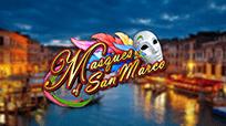Игровые автоматы Игровой приспособление Masques of San Marco на азартном клубе Вулкан