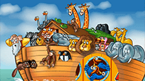 Игровые автоматы Игровой бюро Noah's Ark во Вулкан игровом зале онлайн на всех