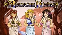 Игровые автоматы Игровой агрегат Nouveau Riche во Вулкан – играть на деньги равным образом онлайн