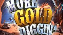 Игровые автоматы More Gold Diggin игровой станок на рубли во клубе Вулкан Ставка