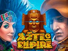 Игровые автоматы Игровой слот Aztec Empire на онлайн-казино Вулкан Ставка