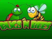 Игровые автоматы Онлайн автомат Bugs & Bees — играйте в официальном клубе