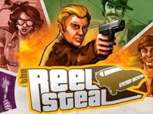 Игровые автоматы Reel Steal игровой автомат с выплатой до 375 000 монет в казино Вегас